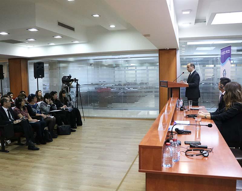 Gender problem and modern Azerbaijan - International conference