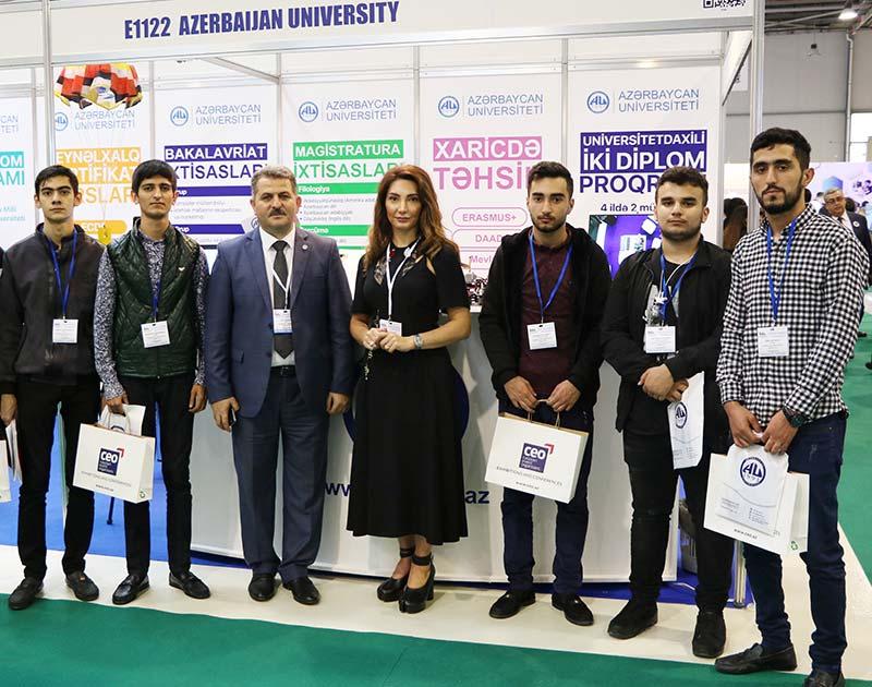 13-cü Azərbaycan Beynəlxalq Təhsil Sərgisi
