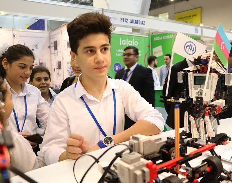 13th Azerbaijan International Education Exhibition